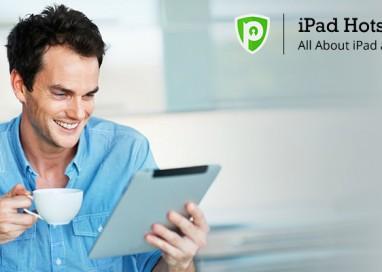 iPad Hotspot VPN