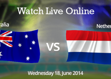 Australia vs. Netherlands Live Streaming