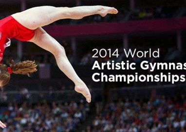 How, When & Where to watch World Artistic Gymnastics Championships 2014