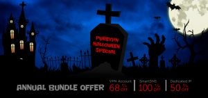 PureVPN�s Halloween Annual Bundle Offer