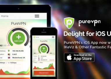 Delight for iOS Users: PureVPN's iOS App now with IKeV2 & Other Fantastic Features