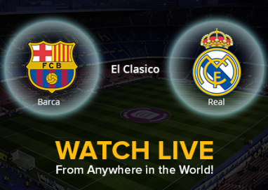 How to Watch El-Clasico Barcelona vs Real Madrid Live Streaming