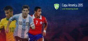 Enjoy Copa America Live Streaming with PureVPN!