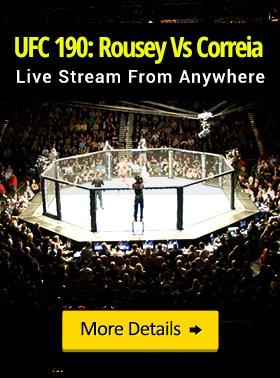 Rousey vs Correia UFC 190