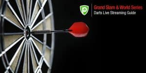 Enjoy World Series of Darts Live Streaming from Anywhere
