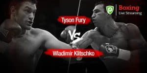 Watch Klitschko vs Fury Live Online