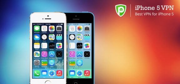 Configure VPN on iPhone 5