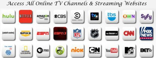 Online TV and streaming