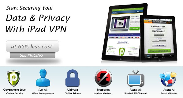 What is VPN on iPad mini