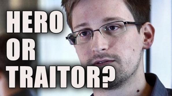 Edward Snowden Traitor or Hero