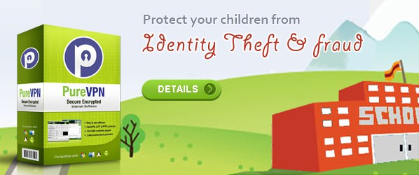 Protect your child from identity theft
