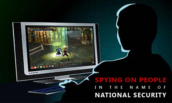 NSA spying online gamers