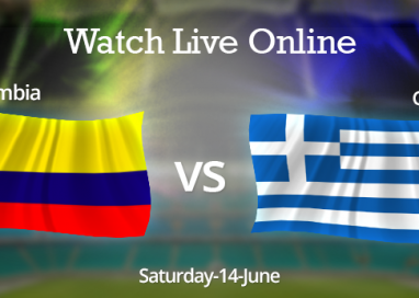 Watch Colombia vs. Greece Live Streaming