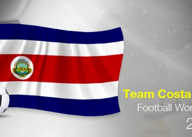 Team Costa Rica – Football is Passion and Pride of Costa Rica