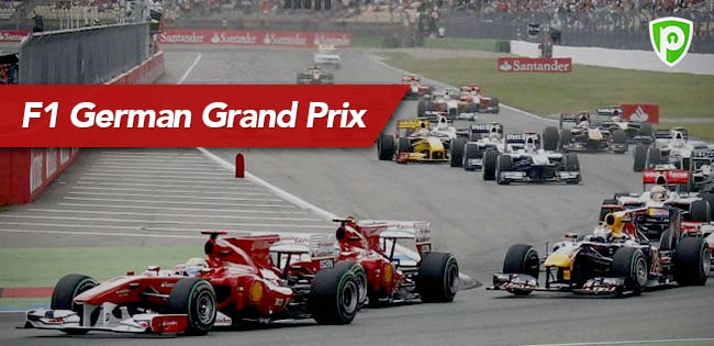 Formula 1 German Grand Prix Live Streaming Schedule, Facts and Results