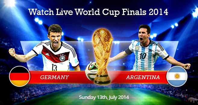 Watching The World Cup World Cup Final – Watch