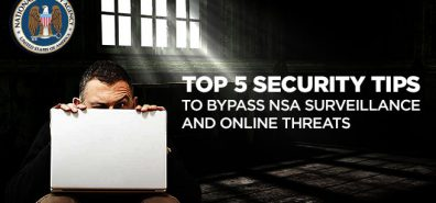 5 Online Privacy Tools to Bypass NSA Spying & Other Threats