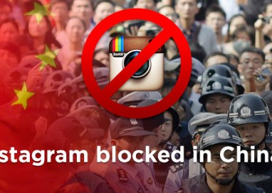 Instagram Blocked in China – Beijing, Shenzen, Yunnan and Other Locations Affected
