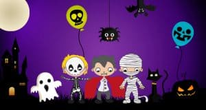 12 Not So Scary Halloween Movies for Kids