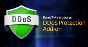 DDOS Protected VPN – A Revolutionary New Feature by PureVPN