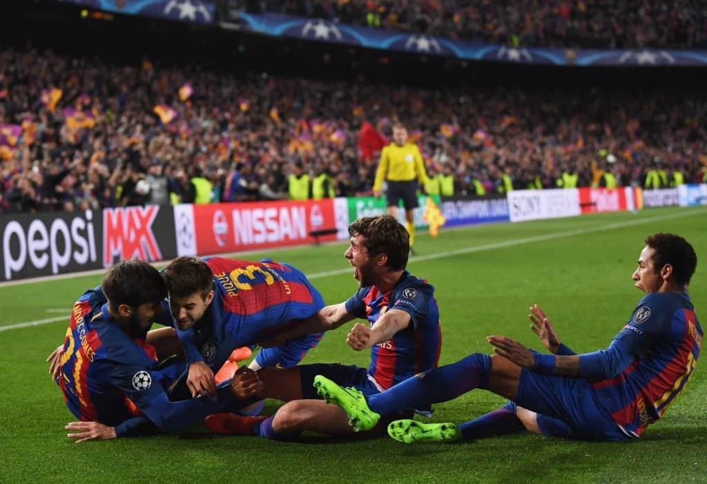 barcelona 6-1