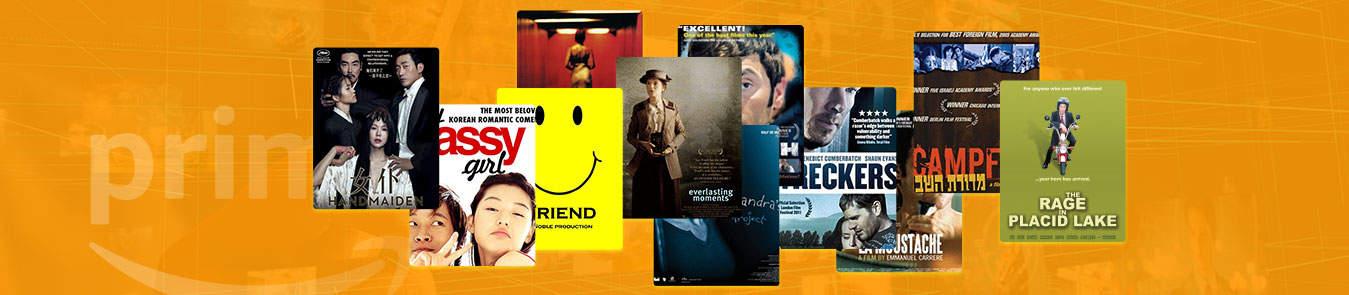 Foreign Movies Amazon Prime