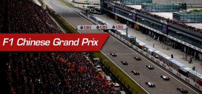 Chinese Grand Prix Schedule, Facts and Build Up