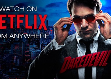 Binge-Watch Daredevil Streaming on Netflix from Anywhere!