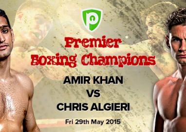 Premier Boxing Champions – Watch Amir Khan vs Chris Algieri Fight Live