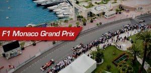 Monaco Grand Prix Live Streaming Schedule