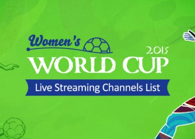 Women Soccer World Cup 2015 – Live Streaming Channels