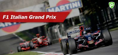 How to Watch Italian Grand Prix Live Online with Best Speed?
