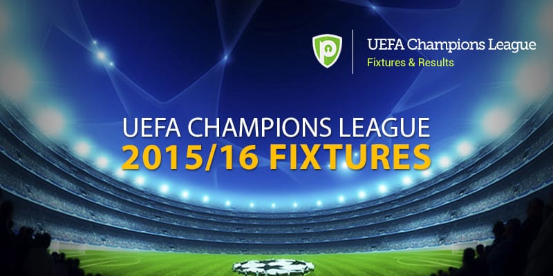 Uefa champions league fixtures all you need to know