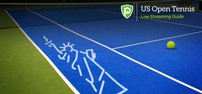Watch US Open Tennis Live Online