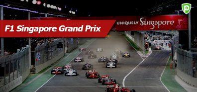 Watch Singapore Grand Prix Live Online