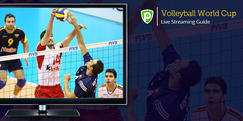 live tv volleyball