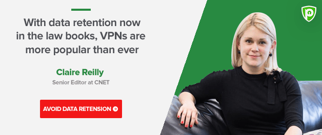 Claire Reilly CNET Data Retention