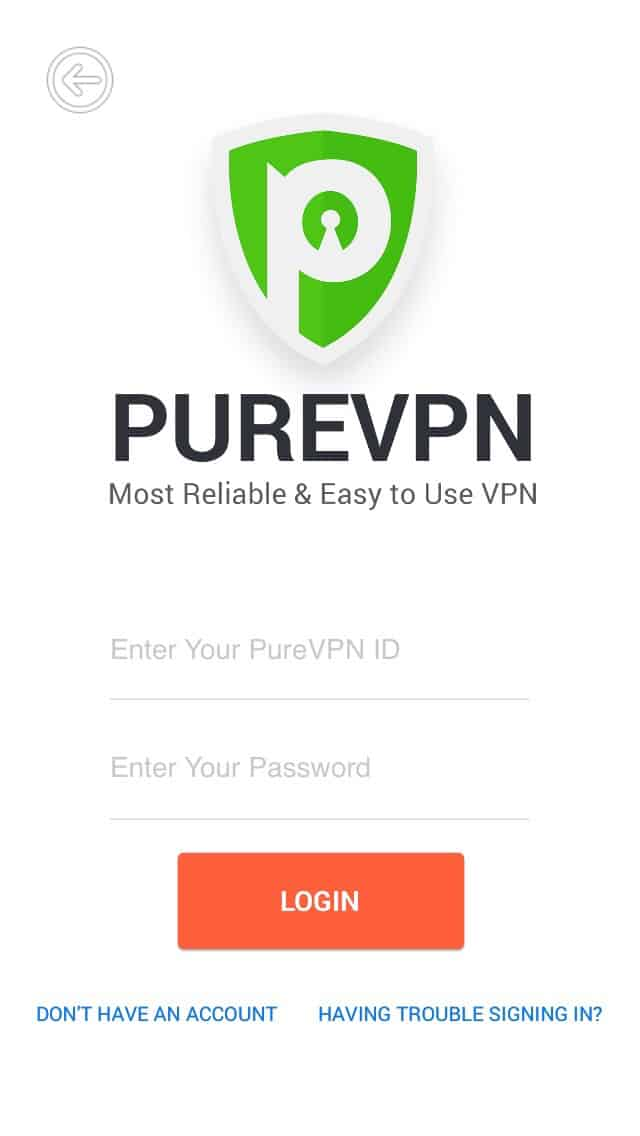 How to Setup PureVPN New iOS App 2