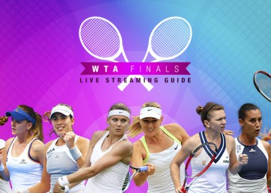 How to Watch WTA Finals Singapore 2015 Live From Anywhere