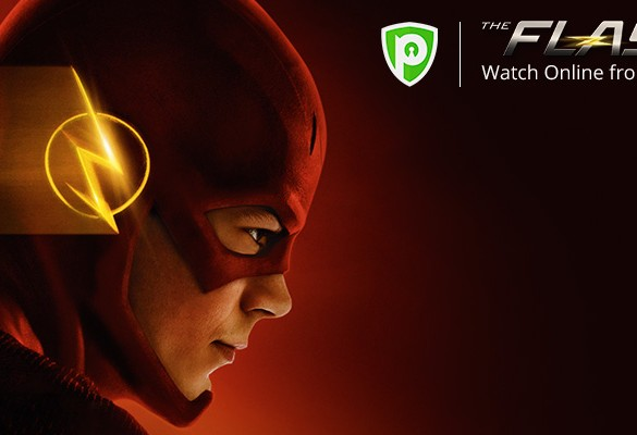 Watch The Flash Online on The CW from Outside the US