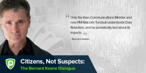 Citizens, Not Suspects: The Bernard Keane Dialogue