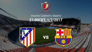Watch Atlético Madrid vs Barcelona Live Online