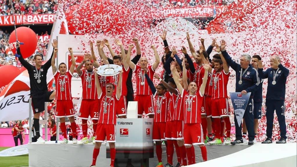 Bayern Munich Champions