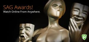 Watch Screen Actors Guild Awards Online From Anywhere