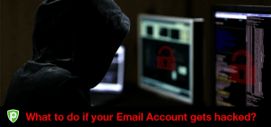 Here's what to do if your email account gets hacked?