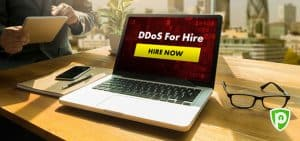 DDoS Attacks For Hire Are Becoming Common