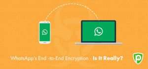 WhatsApp End-to-End Encryption – Is It Really?