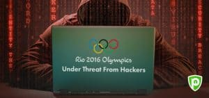 Rio Olympics under Threat from Hackers