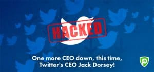 One more CEO Down; This Time it's Twitter's CEO Jack Dorsey!