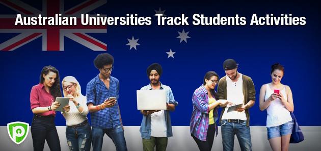 Australian Universities Track Students